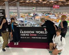 【横浜】ファッションカレッジ★校外学習