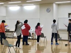 【横浜】11月度声優俳優トライアルスクール