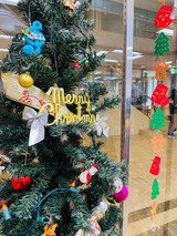 【横浜】クリスマス仕様になってます