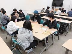 【横浜】ゲーム授業の様子~ゲーム企画~☆
