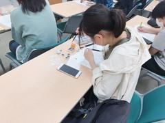 【横浜】~イラストデザインの授業風景~
