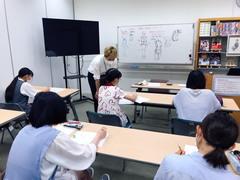 【横浜】キャラクターデザイン体験授業