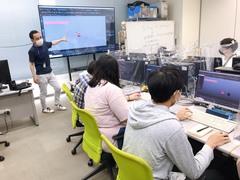 【横浜】ゲームCG体験授業