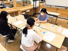 【横浜】ネイル体験授業♡゜。