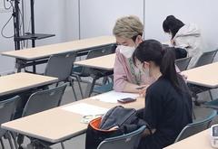 【横浜】イラスト【キャラクター】授業風景