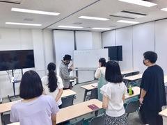 【横浜】ボーカル体験授業の様子( ^)o(^ )☆