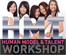 HUMAN MODEL & TALENT WORKSHOP