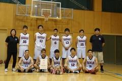 祝!全国大会出場!!横浜学習センターバスケットボール同好会