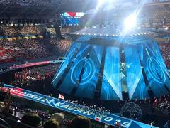 【技能五輪国際大会@ロシア 】 盛大な開会式で、技能五輪国際大会がいよいよ始まりました!