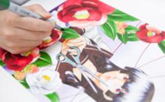 【神戸】アナログイラスト☆人体のバランスの取り方等