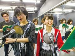 【声優・体験】ナレーションにチャレンジ♪ 発声・滑舌のレッスン☆