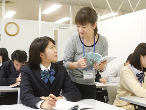 【名古屋】英会話の授業を体験しよう&学校説明会