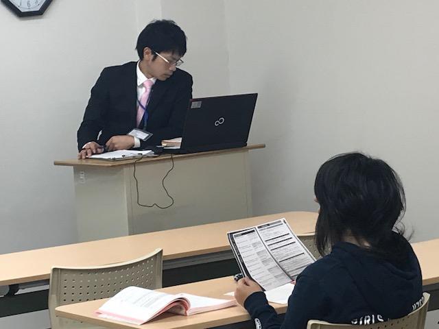 【札幌大通】大学進学コース希望者のため相談会
