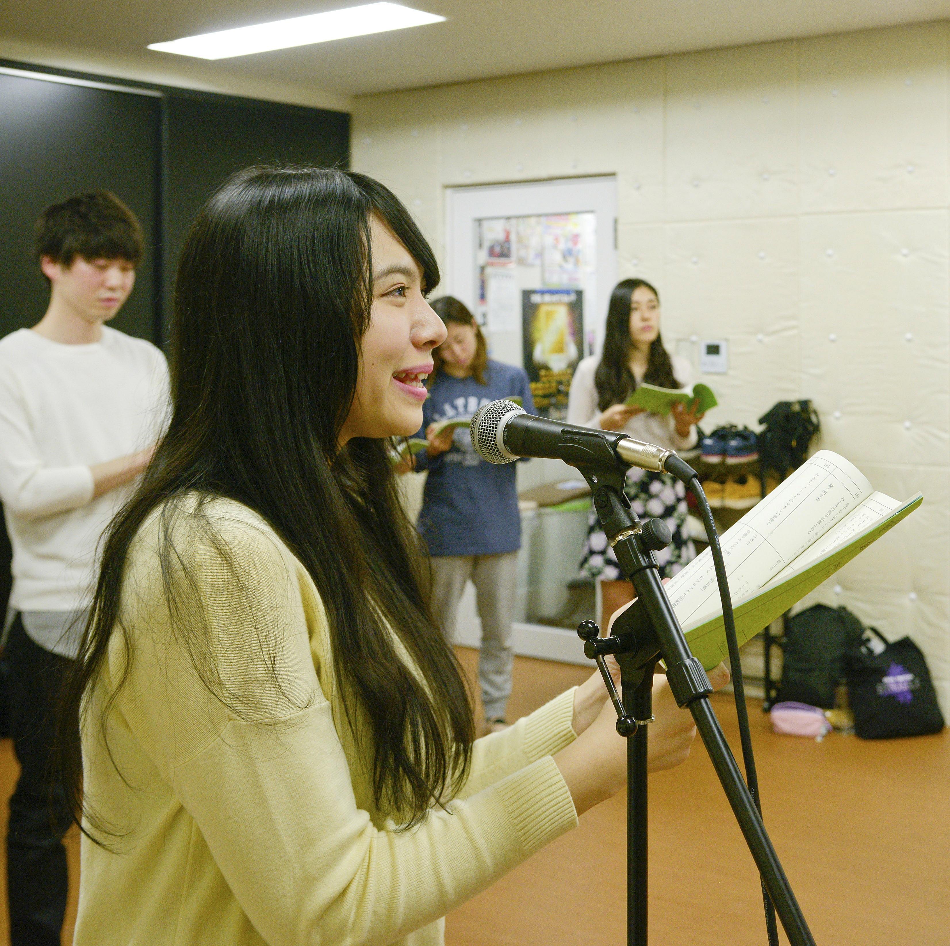 【個別説明会】高校卒業資格+声優分野が学べる学校!