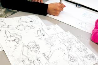 【個別説明会】高校卒業資格+マンガ・イラスト分野が学べる学校!