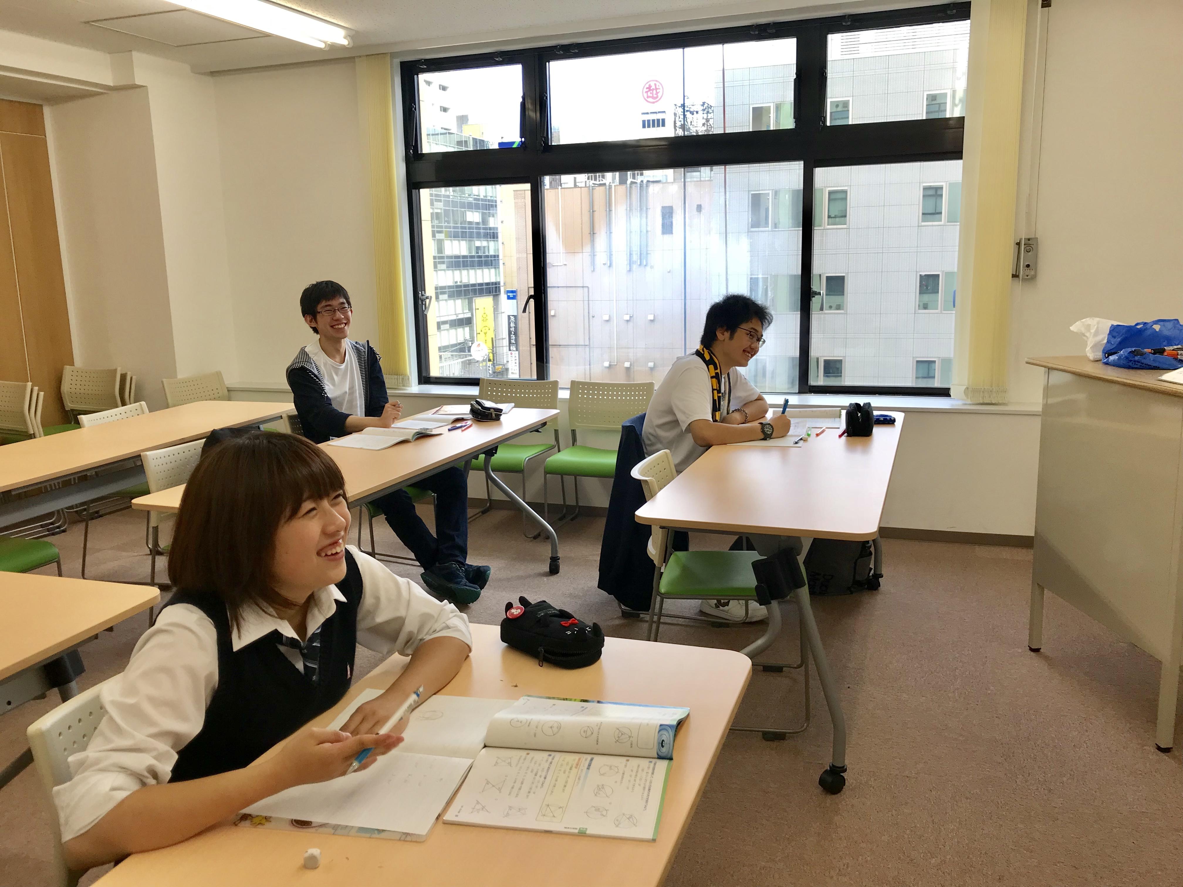 【札幌大通】転学・編入をお考えの皆さまへ☆個別相談会