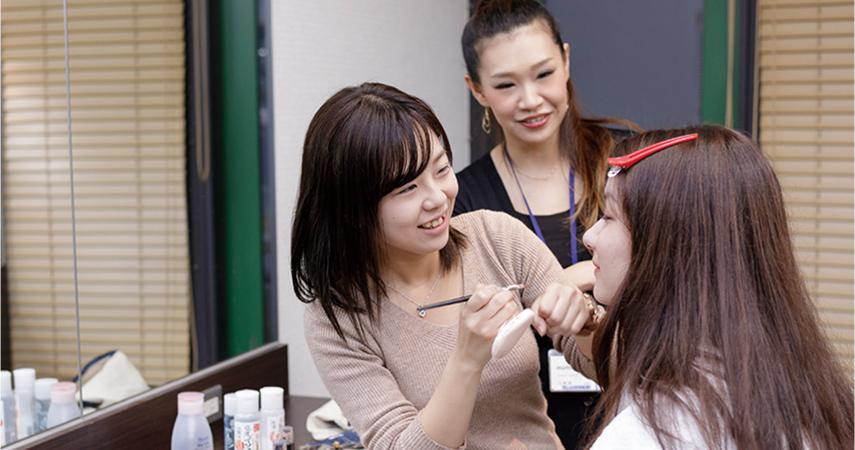 現役美容学生がお送りする♡学生サロンOPEN!