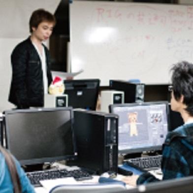 【神戸】授業見学をしよう!≪ゲーム・アニメコース≫