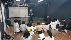 【演技】役者になるための基礎トレーニング&舞台体験