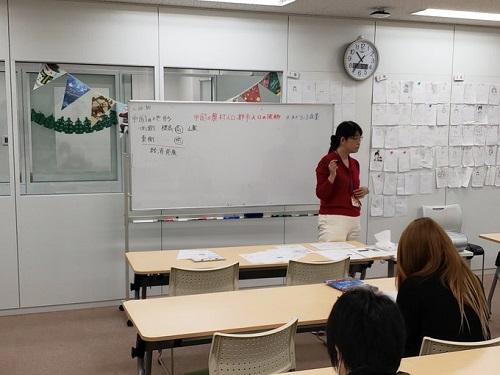 【新潟】姫先生と学ぶ語彙力の授業(*´▽`*)