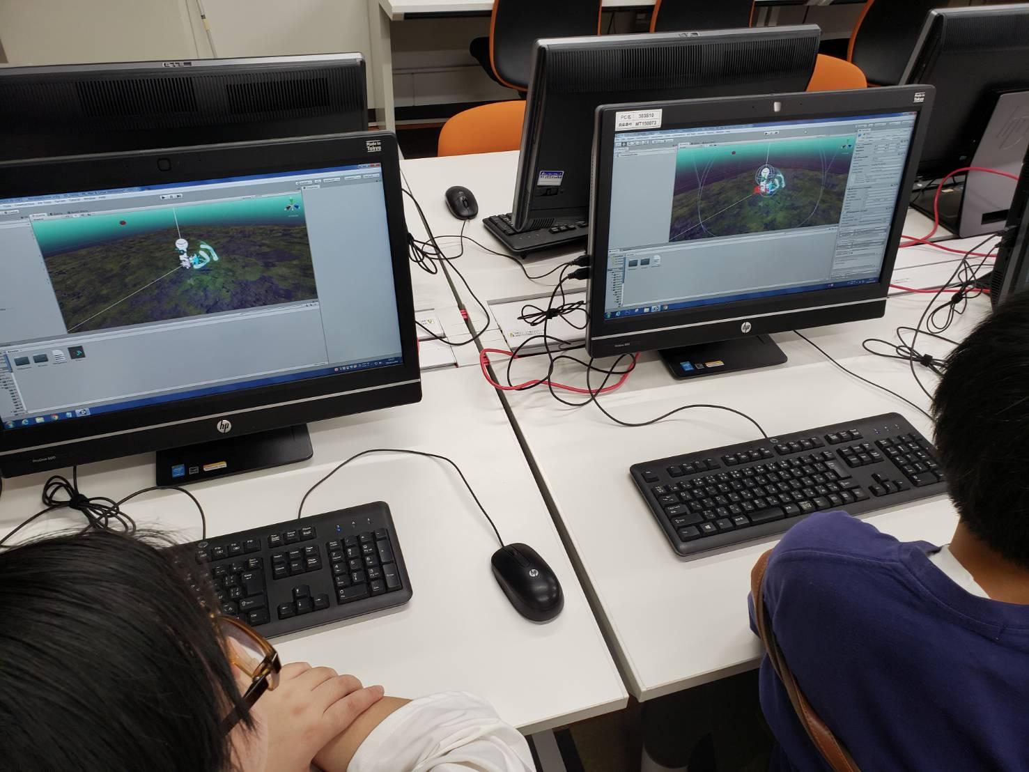 【名古屋第二】プログラミング×アニメーション×グラフィック @通信制高校