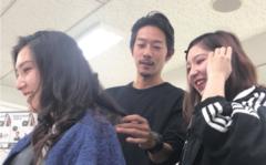 【神戸】男性ヘアメイクアーティストによる