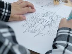 【熊本】9月23日(土)アナログイラスト専攻オープンスクール!