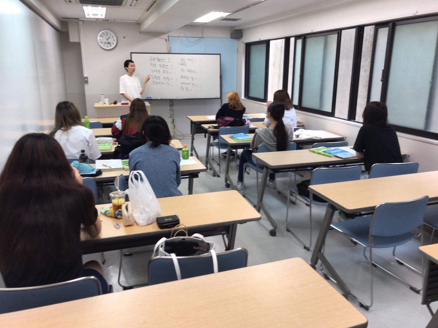 韓国語コース★個別説明会!