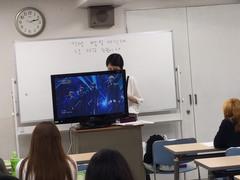 韓国語コース★授業見学&個別説明会!