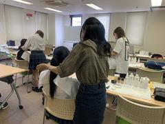 【浜松】10/20(水)メイク・美容★授業見学