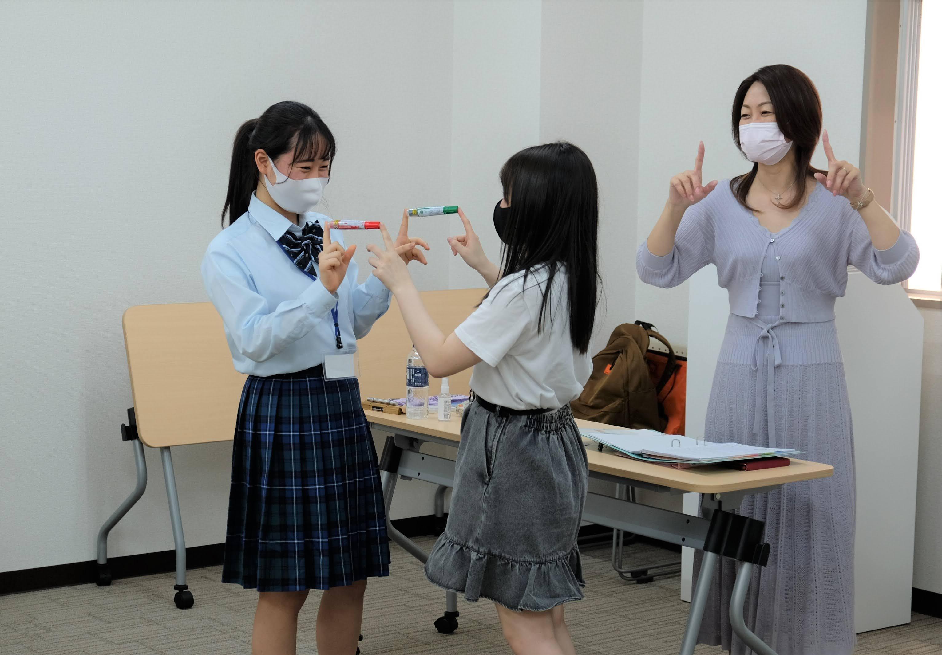 【熊本】8月7日(土)心理コミュニケーション専攻オープンスクール