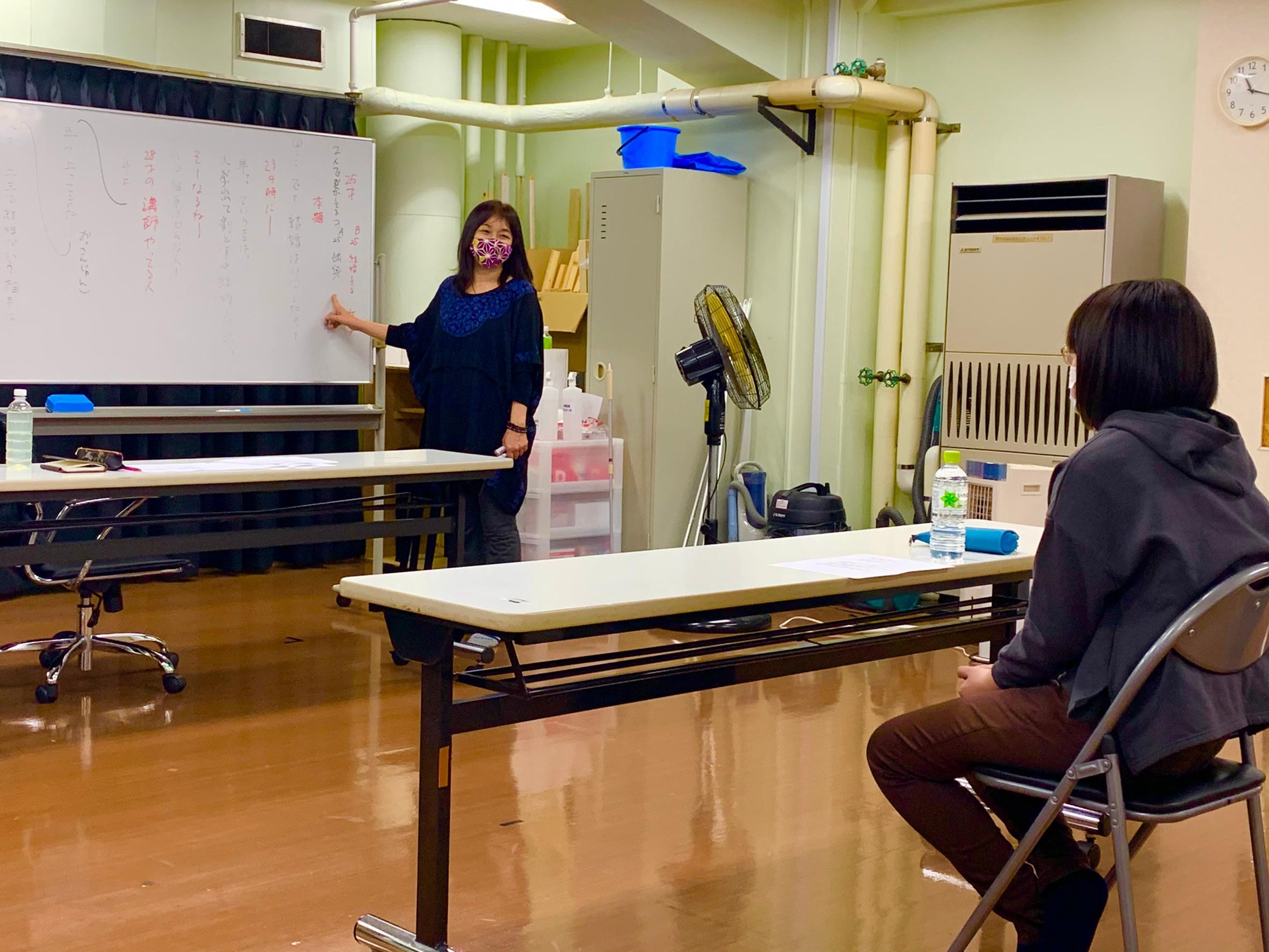 【声優・俳優コース】体験授業開催します!☆彡