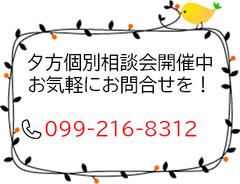 【鹿児島 通信制高校】9/22(水)16:00-17:00 不登校が心配な保護者様へ~夕方個別相談会開催